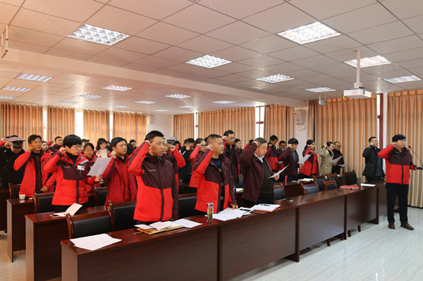 "Qingjiang Gallery Company Deeply Promotes the ""12.4"" National Constitution Day Legal Education Campaign in 2018"
